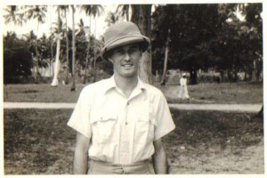Geoffrey in Lindi 1938