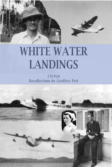 Enter a Goodreads Giveaway for White Water Landings