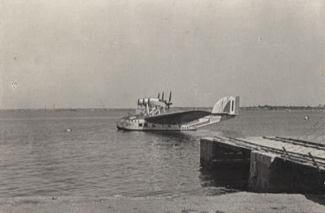 Flying boats in 1936